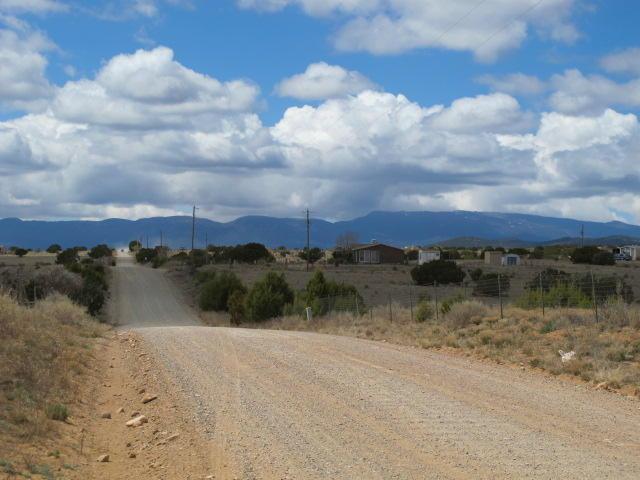 Entranosa Road Road, Sandia Park, NM 87047 (MLS #922500) :: The Buchman Group