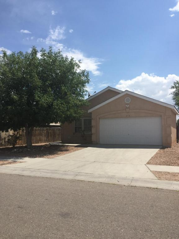 414 Viking Drive SW, Albuquerque, NM 87121 (MLS #923974) :: The Bigelow Team / Red Fox Realty