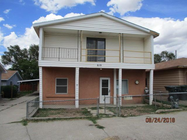 610 Green Avenue, Gallup, NM 87301 (MLS #928016) :: Campbell & Campbell Real Estate Services