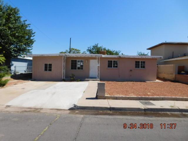 1420 55th Street NW, Albuquerque, NM 87105 (MLS #929488) :: Campbell & Campbell Real Estate Services