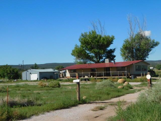 11 Parsons Lane, Grants, NM 87020 (MLS #929779) :: Campbell & Campbell Real Estate Services
