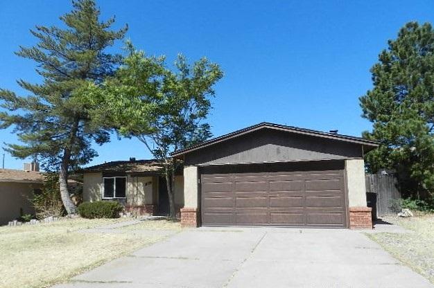1201 Georgene Drive NE, Albuquerque, NM 87112 (MLS #930150) :: The Stratmoen & Mesch Team