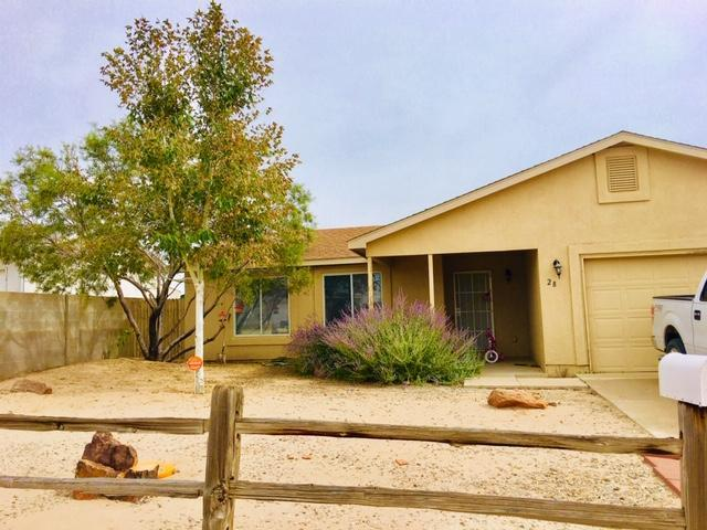 28 1St Street NE, Rio Rancho, NM 87124 (MLS #930863) :: Campbell & Campbell Real Estate Services