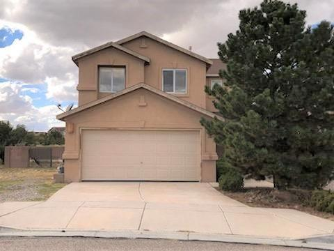 10405 Safford Place NW, Albuquerque, NM 87114 (MLS #931047) :: Campbell & Campbell Real Estate Services