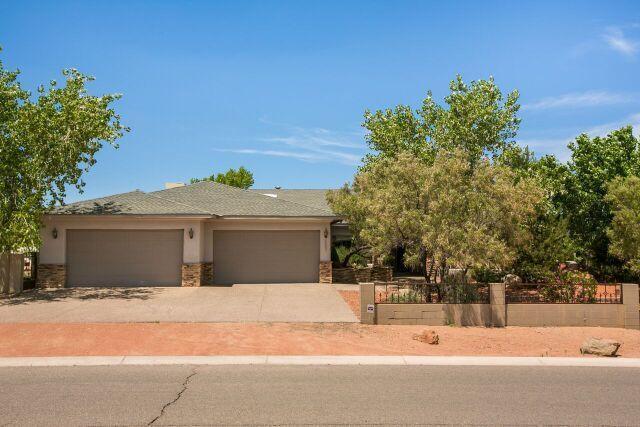 6501 Kalgan Road NE, Rio Rancho, NM 87144 (MLS #933287) :: The Bigelow Team / Realty One of New Mexico