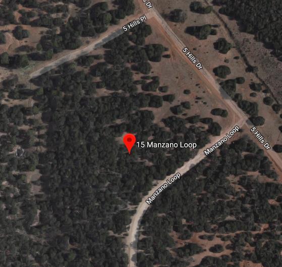 15 Manzano Loop, Tijeras, NM 87059 (MLS #933336) :: Campbell & Campbell Real Estate Services