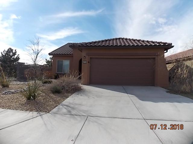 9601 Iron Rock Drive NW, Albuquerque, NM 87114 (MLS #933709) :: The Bigelow Team / Realty One of New Mexico