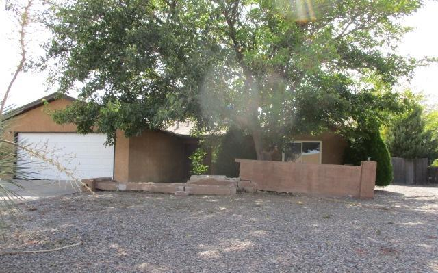 3316 22nd Avenue SE, Rio Rancho, NM 87124 (MLS #933769) :: Campbell & Campbell Real Estate Services