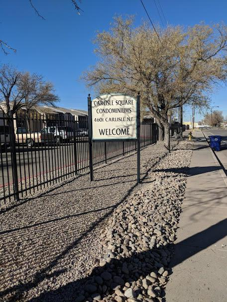 4601 Carlisle Boulevard NE Apt B4, Albuquerque, NM 87109 (MLS #933884) :: Campbell & Campbell Real Estate Services