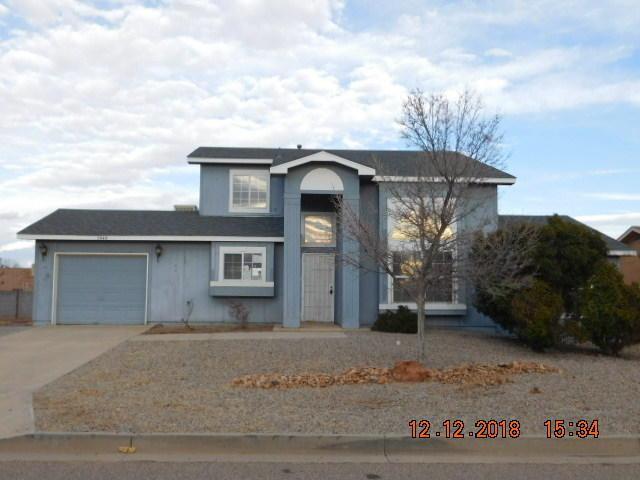 7545 Ottawa Drive NE, Rio Rancho, NM 87144 (MLS #934098) :: Campbell & Campbell Real Estate Services