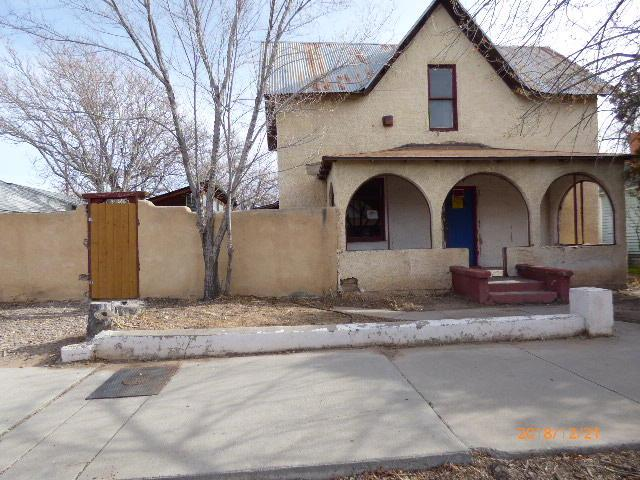 1108 8Th Street NW, Albuquerque, NM 87102 (MLS #934522) :: Campbell & Campbell Real Estate Services