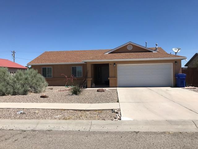 903 Sean Avenue, Socorro, NM 87801 (MLS #934867) :: The Stratmoen & Mesch Team