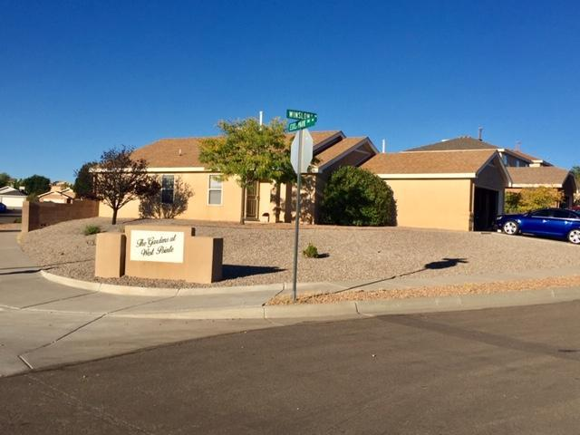 7400 Winslow Place NW, Albuquerque, NM 87114 (MLS #935381) :: The Bigelow Team / Realty One of New Mexico