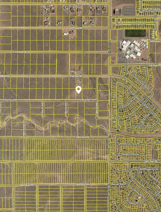 841 21st Avenue NE, Rio Rancho, NM 87144 (MLS #935575) :: The Stratmoen & Mesch Team