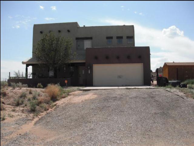 413 Afuste Road NE, Rio Rancho, NM 87124 (MLS #935627) :: The Stratmoen & Mesch Team