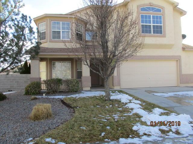 3422 Hunter Meadows Circle NE, Rio Rancho, NM 87144 (MLS #935690) :: The Bigelow Team / Realty One of New Mexico