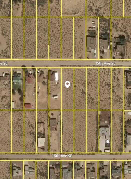 1594 15Th Avenue SE, Rio Rancho, NM 87124 (MLS #935957) :: The Bigelow Team / Realty One of New Mexico