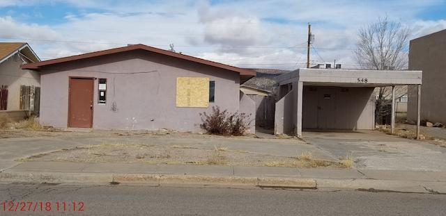 548 Washington Avenue, Grants, NM 87020 (MLS #935984) :: Campbell & Campbell Real Estate Services