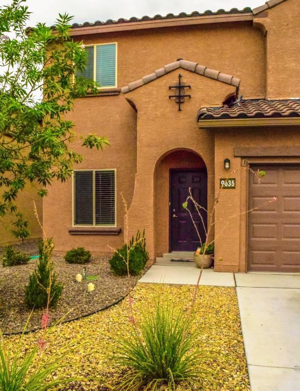 9635 Basalt Peak Drive NW, Albuquerque, NM 87114 (MLS #937131) :: The Bigelow Team / Realty One of New Mexico