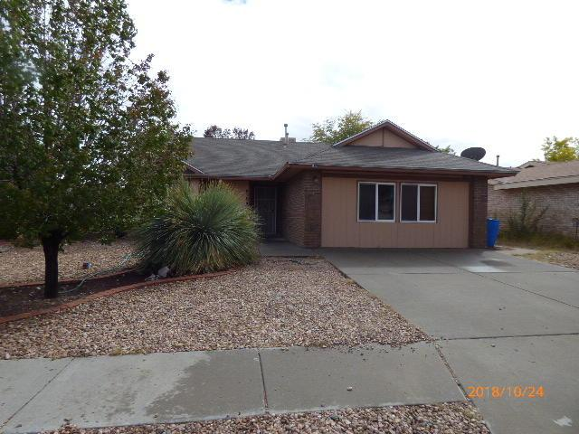6504 Lamy Street NW, Albuquerque, NM 87120 (MLS #938084) :: Campbell & Campbell Real Estate Services
