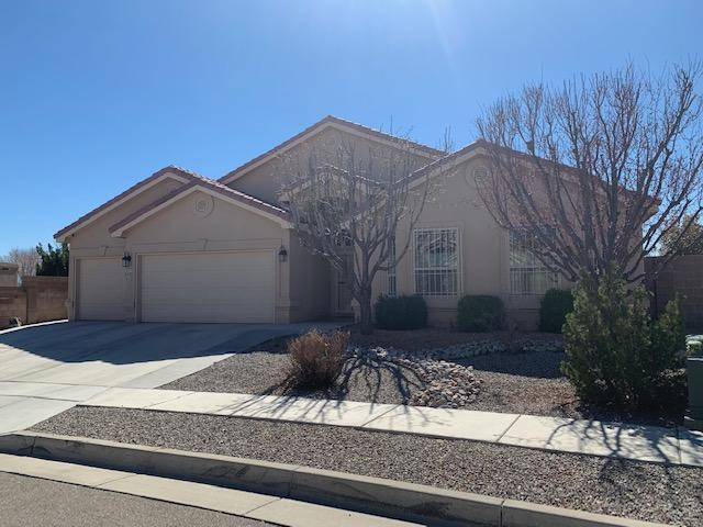 8600 Warm Springs Road NW, Albuquerque, NM 87120 (MLS #939582) :: Campbell & Campbell Real Estate Services