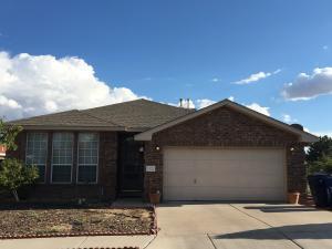 7520 San Benito Street NW, Albuquerque, NM 87120 (MLS #940218) :: Silesha & Company