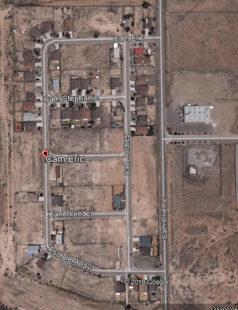 0 Camino Andres (Lot 22, Blk16), Moriarty, NM 87035 (MLS #941744) :: Campbell & Campbell Real Estate Services