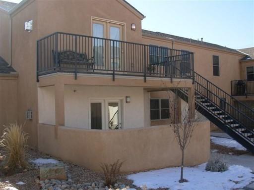 2401 Chelwood Park Ne NE D, Albuquerque, NM 87112 (MLS #942185) :: Campbell & Campbell Real Estate Services