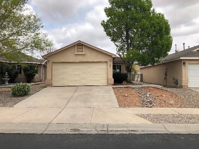 8409 Vista Chamisa Lane SW, Albuquerque, NM 87121 (MLS #942336) :: Campbell & Campbell Real Estate Services