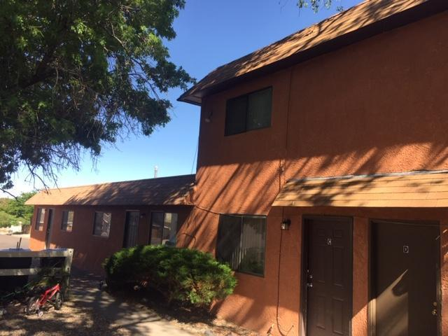 2504 Chelwood Park Boulevard NE, Albuquerque, NM 87112 (MLS #944455) :: The Bigelow Team / Red Fox Realty