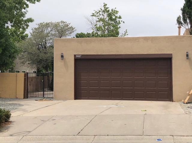 9827 Denali Rd Road NE, Albuquerque, NM 87111 (MLS #944921) :: Campbell & Campbell Real Estate Services