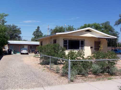 411 Harvard Drive SE, Albuquerque, NM 87106 (MLS #944972) :: The Bigelow Team / Red Fox Realty