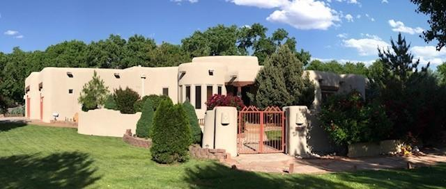 30 Camino Vega Verde, Corrales, NM 87048 (MLS #946335) :: Campbell & Campbell Real Estate Services