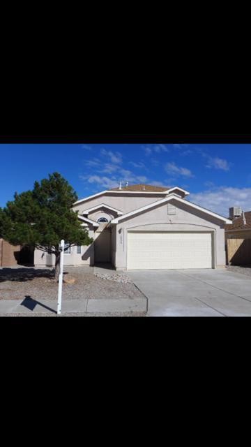 2332 Maiden Grass Court NW, Albuquerque, NM 87120 (MLS #947494) :: Silesha & Company