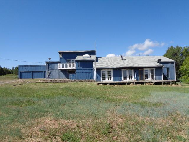 10 Leah Road, Tijeras, NM 87059 (MLS #947905) :: Campbell & Campbell Real Estate Services