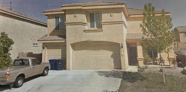 9519 Thunder Road NW, Albuquerque, NM 87120 (MLS #950228) :: The Bigelow Team / Red Fox Realty