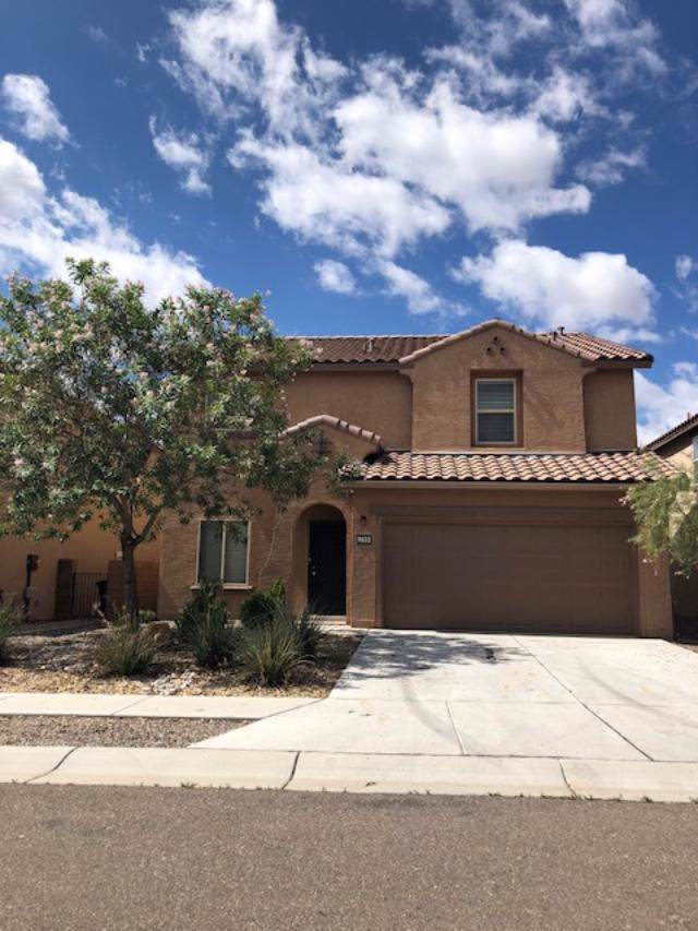 9635 Basalt Peak Drive NW, Albuquerque, NM 87114 (MLS #954097) :: The Bigelow Team / Red Fox Realty