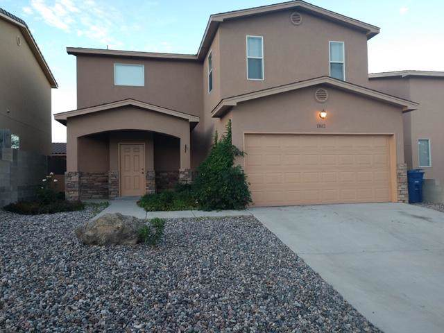 13612 Covered Wagon Avenue, Albuquerque, NM 87123 (MLS #954309) :: The Bigelow Team / Red Fox Realty