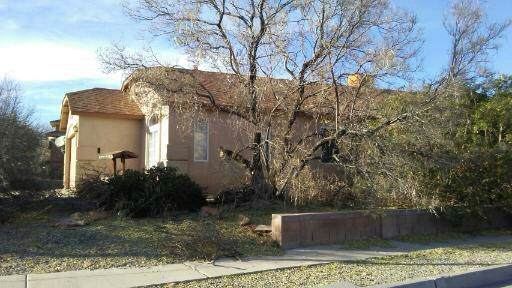 6963 Skylar Drive, Rio Rancho, NM 87144 (MLS #954760) :: The Bigelow Team / Red Fox Realty