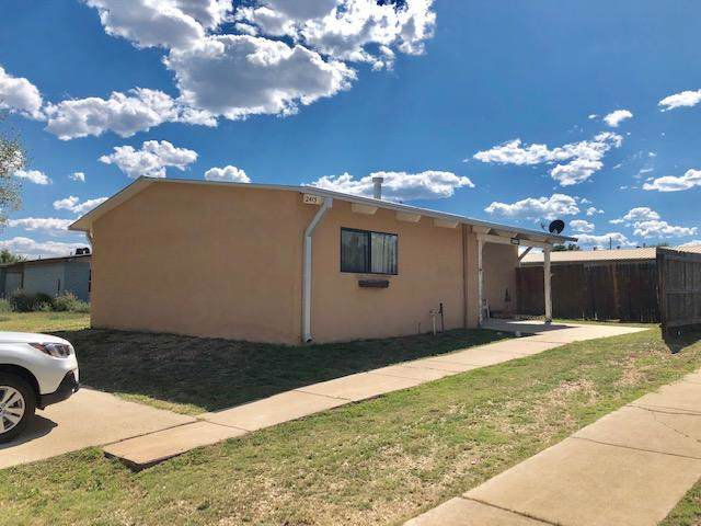 2415 Cholla Street, Las Vegas, NM 87701 (MLS #954820) :: Campbell & Campbell Real Estate Services