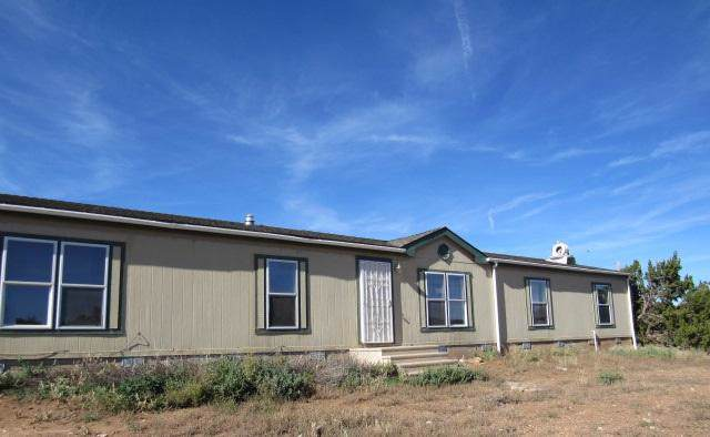61 Magic Mist, Moriarty, NM 87035 (MLS #955012) :: Campbell & Campbell Real Estate Services
