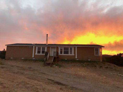 501 Faith Drive, Sandia Park, NM 87047 (MLS #955292) :: Campbell & Campbell Real Estate Services