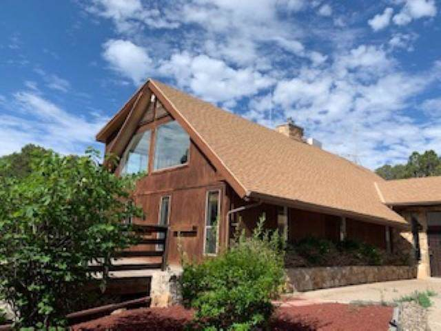 112 Steeplechase Drive, Tijeras, NM 87059 (MLS #955638) :: Campbell & Campbell Real Estate Services
