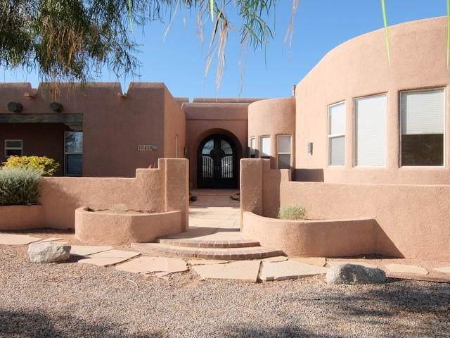 10420 Signal Avenue NE, Albuquerque, NM 87122 (MLS #955641) :: Campbell & Campbell Real Estate Services