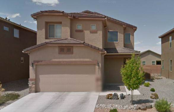 8215 Groundsel Road Road NW, Albuquerque, NM 87120 (MLS #955702) :: The Bigelow Team / Red Fox Realty
