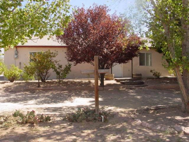 4 Hombre Lane, Los Lunas, NM 87031 (MLS #955916) :: Silesha & Company