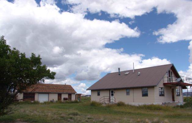 4047 W Highway 32, Quemado, NM 87829 (MLS #955926) :: Campbell & Campbell Real Estate Services