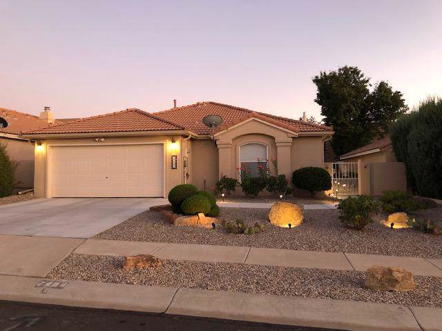 7404 Quail Springs Place NE, Albuquerque, NM 87113 (MLS #956003) :: The Bigelow Team / Red Fox Realty