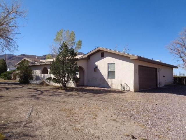 1702 Evergreen Drive, Socorro, NM 87801 (MLS #956275) :: The Bigelow Team / Red Fox Realty