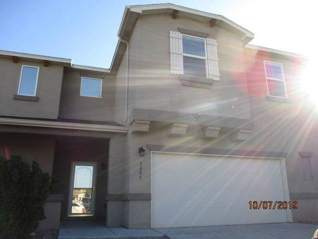 2005 Platina Road SE, Rio Rancho, NM 87124 (MLS #956330) :: Campbell & Campbell Real Estate Services